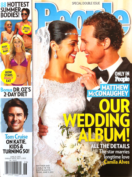 People McConaughy Wedding cover