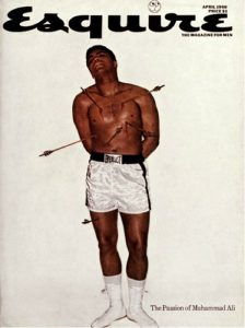 George Lois Ali cover esquire