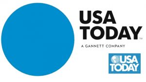 Redesigned USA today logo