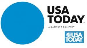 Redesigned USA Today logo