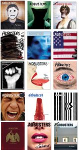 adbusters cover collection