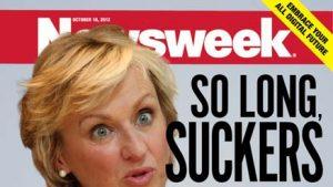 end of newsweek