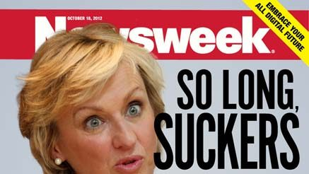 end of newsweek