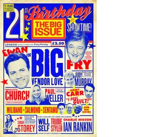 big issue magazine