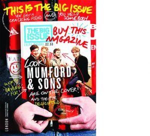 big issue magazine