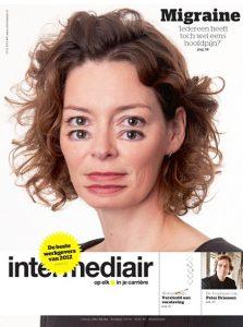 migraine magazine cover