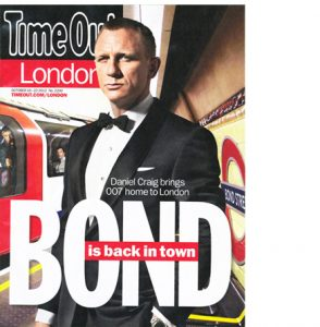 time out cover