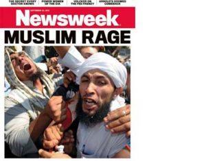 newsweek muslim rage