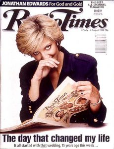Radio times diana look alike
