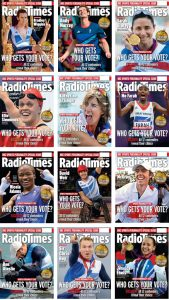 sports personality of the year covers