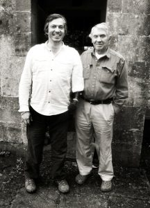Giles Duley and Don McCullin