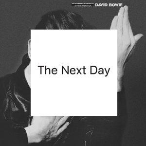 The next day album sleeve