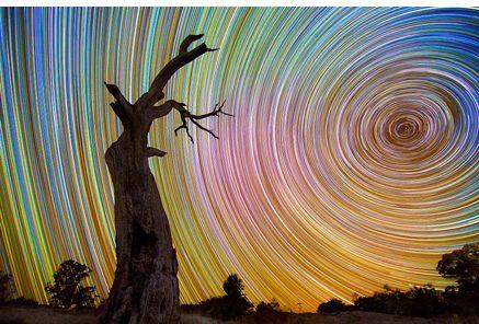 Australian night sky